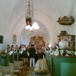 Gospelkoncert i den nyrenoverede Sædder Kirke