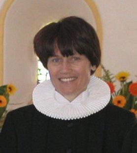 Susanne Rething Jelsdorf, præst ved Sædder Sogn